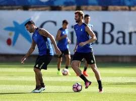 El Espanyol afrontará un nuevo amistoso mañana. EFE