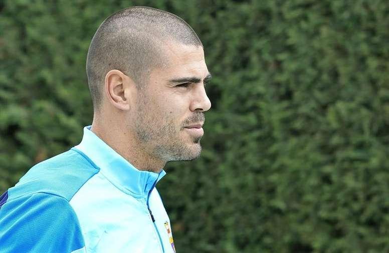 Valdés no dirigirá al Leganés B. EFE/Archivo
