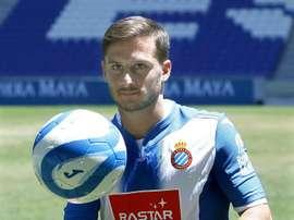 Pablo Daniel Piatti es el jugador más bajo de Primera División, con 1'62 de estatura. EFE/Archivo
