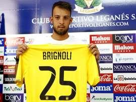 El Benevento ya le habría echado el ojo a Brignoli. EFE