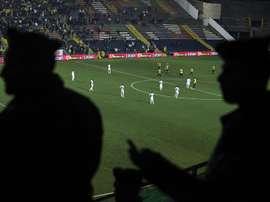 El Maccabi de Tel Aviv busca un nuevo entrenador. EFE/Archivo