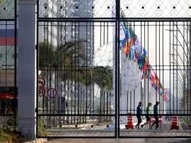Vista de la Villa Olímpica en Río de Janeiro. EFE