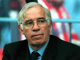 Atletico legend Luis Aragonés almost coached Real Madrid. EFE