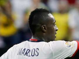 Marlos is about to swap the club. EFE