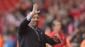 El Newcastle de Benítez ha caído contra pronóstico en la FA Cup. EFE/Archivo