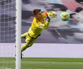 Le gardien restera au Celta Vigo. EFE