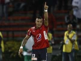 Leonardo Castro habló sobre el encuentro ante Millonarios. EFE
