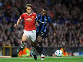Adnan Januzaj ex-jogador do Manchester United. EFE/Arquivo