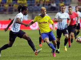 Koné se perderá el duelo ante el Villarreal. EFE