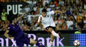Rafa Mir en partance pour Madrid ? EFE