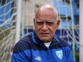 Walter Claverí deja la selección de Guatemala para volver a Suchitepéquez, EFE/Archivo