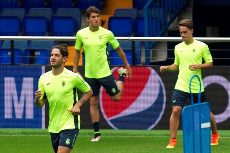 Un Villarreal plagado de bajas se juega estar en la Champions ante ... 8976f478922d9