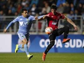 Montevideo Wanderers buscará mantener la racha goleadora en casa ante Strongest. EFE