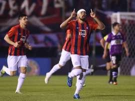 Cerro Porteño ha endosado un doloroso 6-0 a Real Potosí. EFE