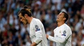 Cristiano Ronaldo et Gareth Bale, les deux recrues les plus chères du Real. EFE