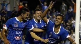 Sol de América se ha clasificado para los octavos de la Copa Sudamericana. EFE