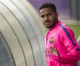 Douglas prêté au Sivasspor. EFE