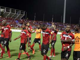 Trinidad y Tobago vivió una noche mágica frente a Panamá. EFE