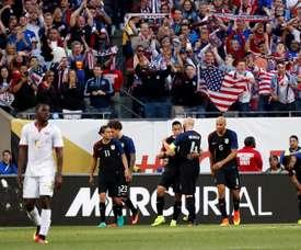 Estados Unidos venció cómodamente a Trinidad y Tobago. EFE/Archivo