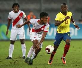 La Selección Peruana anotó cuatro goles a la Selección Paraguaya. EFE/Archivo