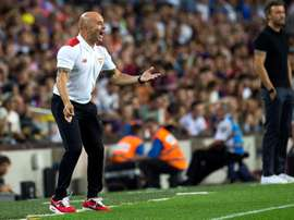 Sampaoli can't count on his two players. AFP