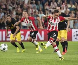 El PSV ha vuelto a la senda de la victoria en Holanda. EFE/Archivo