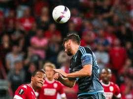 El Standard es uno de los rivales europeos del Celta de Vigo. EFE