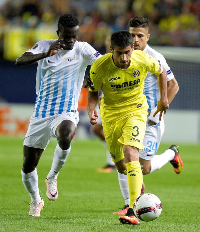 El Zurich es uno de los rivales del Villarreal en la Europa League. EFE/Archivo