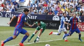 Serantes no continuará en el Leganés. EFE/Archivo