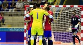 España, ante rivales como Serbia o Francia. EFE