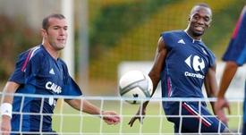 Makelele revient sur son départ du Real Madrid. EFE