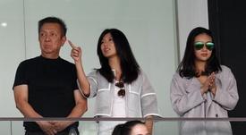 Kim Lim volvió a hablar del Valencia. EFE/Archivo