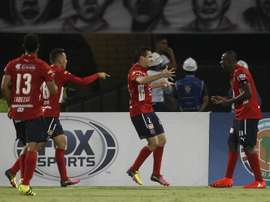 Independiente Medellín vendió a uno de sus jóvenes jugadores a la Liga Finlandesa. EFE/Archivo