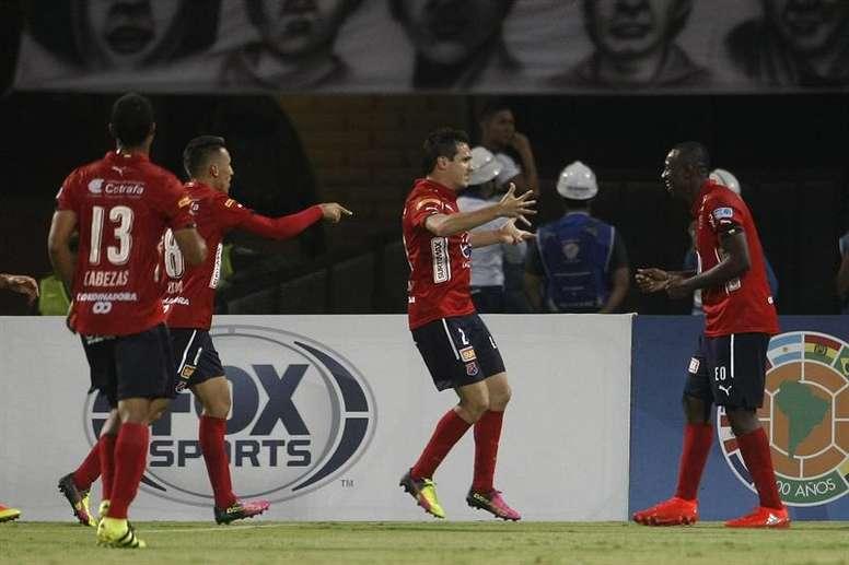 Hechalar ha despertado el interés de Atlético Tucumán. EFE