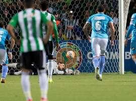 Importante triunfo para los locales ante los de Recife. EFE