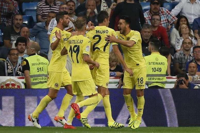 Pin El Villarreal confía en llevarse los tres puntos a costa del Osasuna.  EFE Archivo f196c5c20515a