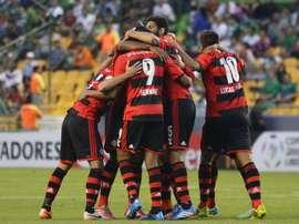 El Flamengo aún no tira la toalla. EFE/Archivo