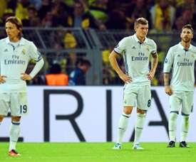 L'Inter sogna Modric e Kroos. EFE