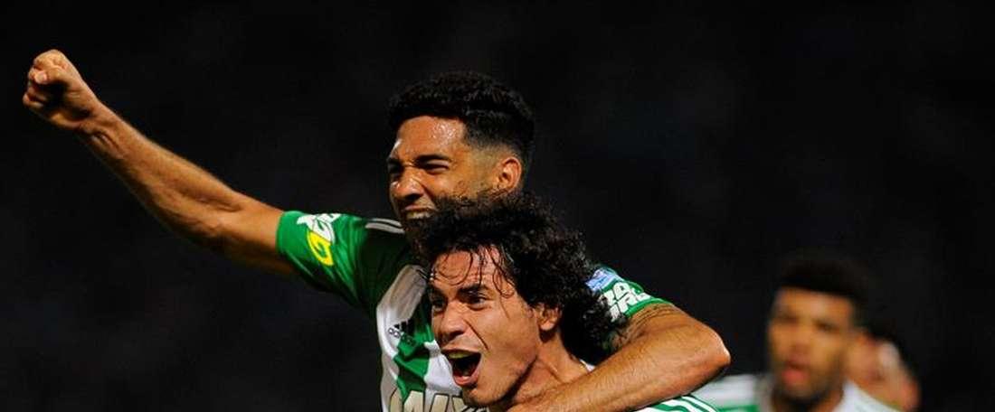 Veracruz se refuerza con Alan Santos. EFE