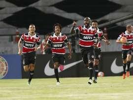 Santa Cruz e Sport disputarão por vaga na final da Copa do Nordeste. EFE