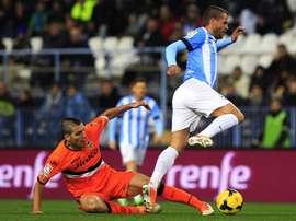 Oriol Romeu también jugó en el Valencia en España. EFE