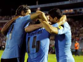 Uruguay have won some silverware heading into the World Cup. EFE