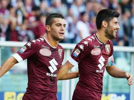 El capitán del Torino, Benassi, se estrenará contra Macedonia con la selección italiana. EFE/Archivo