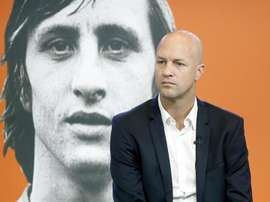 Jordi Cruyff announced as new Maccabi Tel Aviv coach. EFE