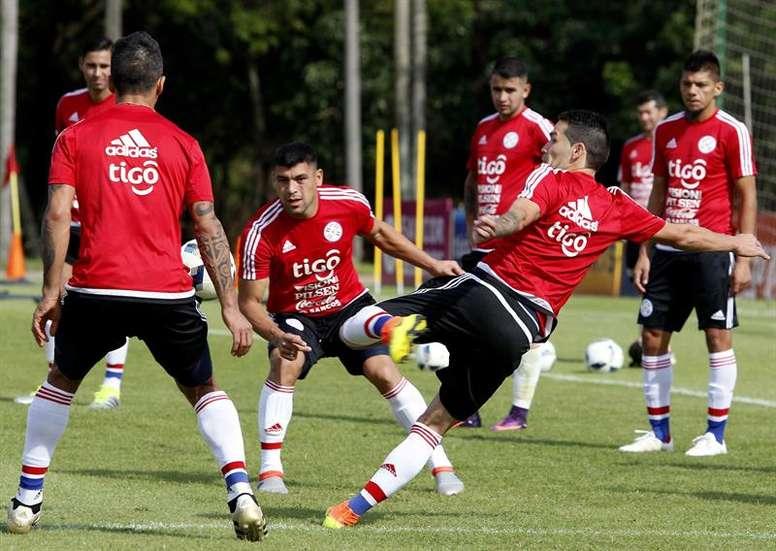 Celso Ortiz espera un partido más que difícil ante Morelia. EFE/Archivo