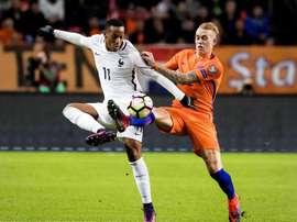 La Roma veut un défenseur néerlandais. EFE