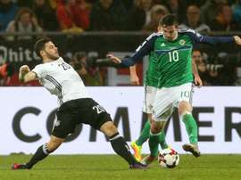 Volland not expecting WC spot. EFE