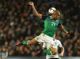 Irlanda del Norte goleó a Azerbaiyán y revive la cabeza del grupo. EFE/Archivo