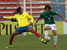 Arturo Mina ha despertado el interés de Cerro Porteño. EFE