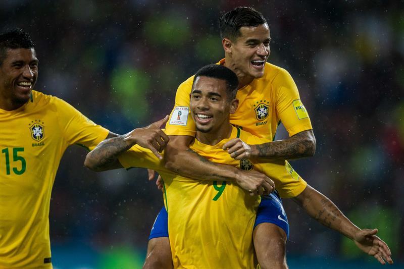 Des surprises dans la liste du Brésil